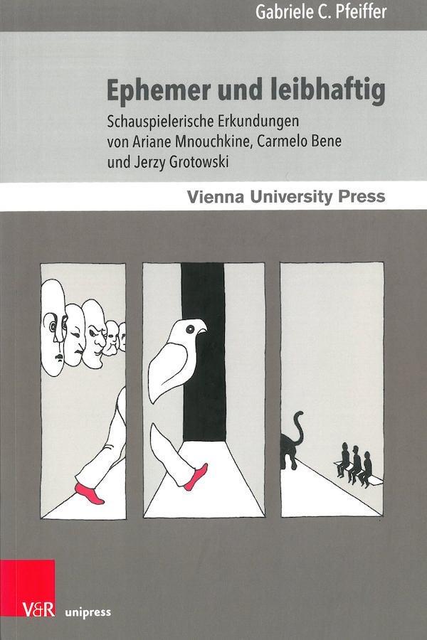 livre Ephemer und leibhaftig en allemand